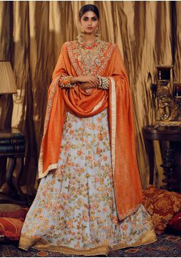 Traditional Festive Made to Order Bridal HA-058