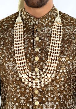 Classic Traditional Crystal Necklace