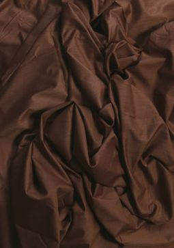 Two Tone Collection Brown Patina Unstitched Fabric