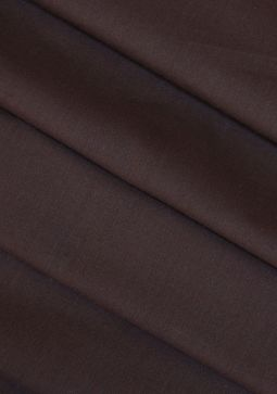 Classic Cotton Coffee Unstitched Fabric