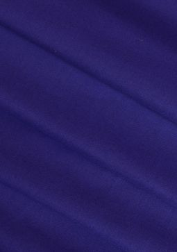 Classic Cotton Royal Blue Unstitched Fabric
