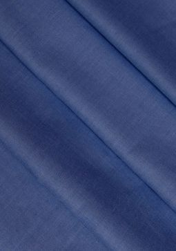 Classic Cotton Slate Blue Unstitched Fabric